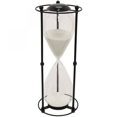 Picture of Metal Glass Sand Timer