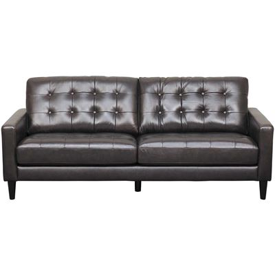 Picture of Ashton Dark Brown Leather Sofa
