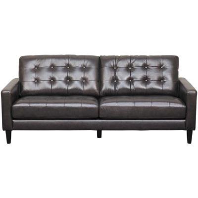 Picture of Ashton Dark Brown Leather Sofa