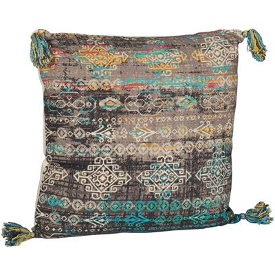 Picture of 20x20 Aged Iron Decorative Pillow