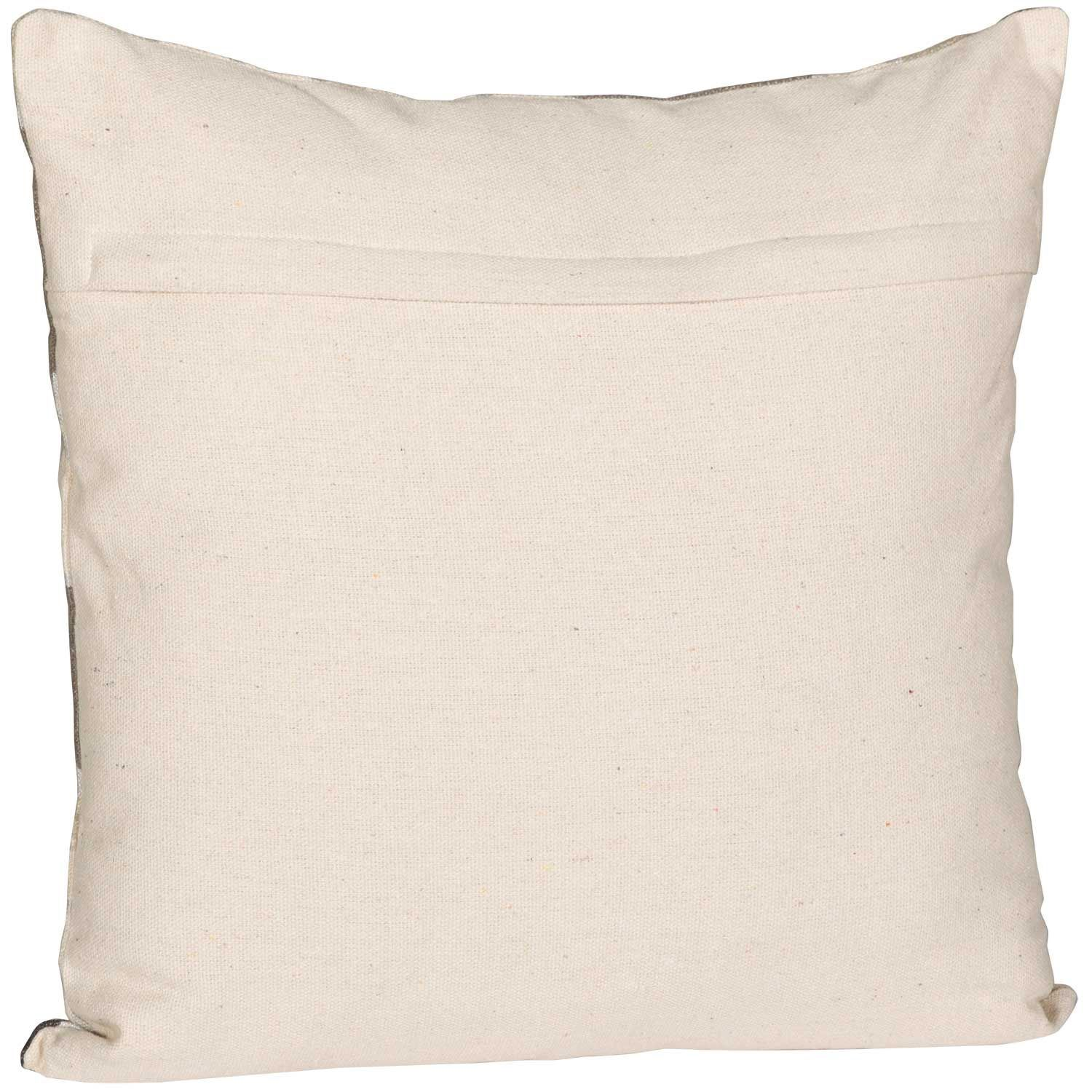 Picture of 20x20 Graphic Gold Decorative Pillow