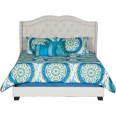 Picture of Aden Upholstered King Bed