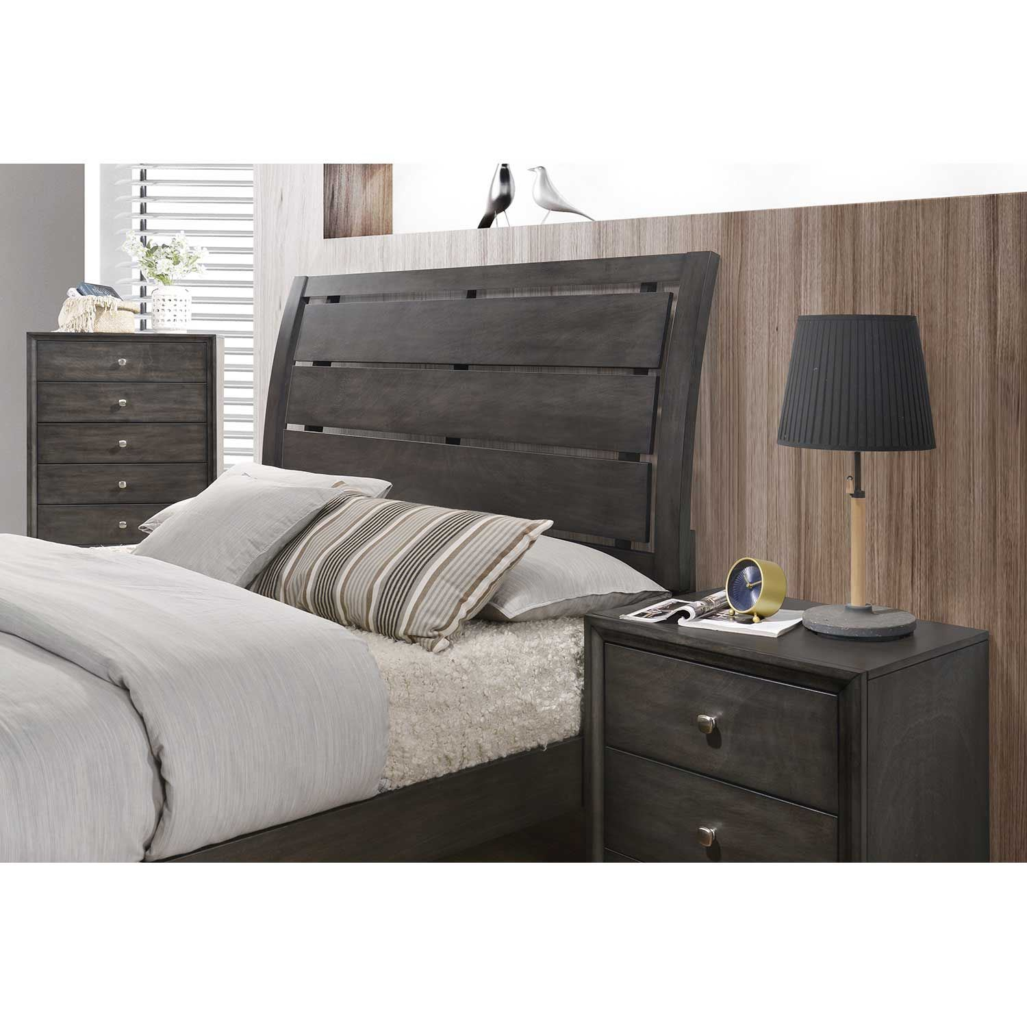 Picture of Grant Twin Panel Bed