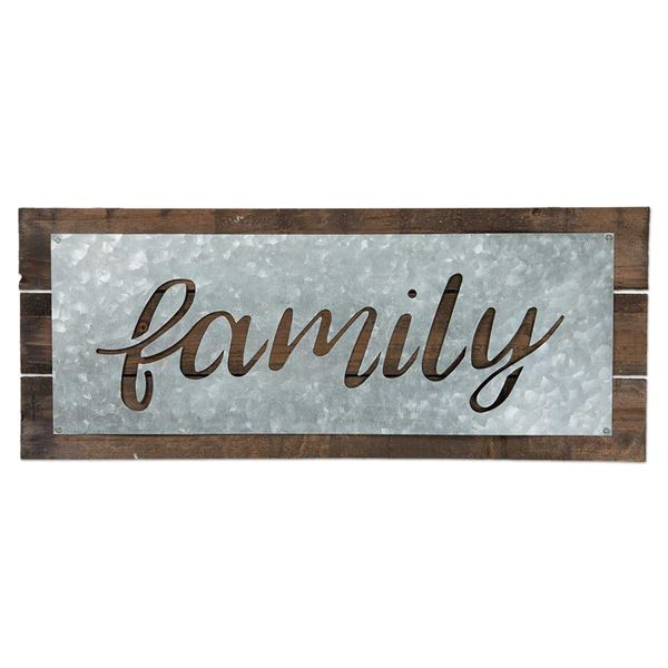 Picture of Family Sign
