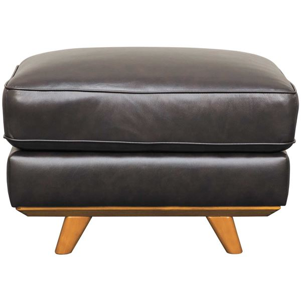 Picture of Carrington Leather Ottoman