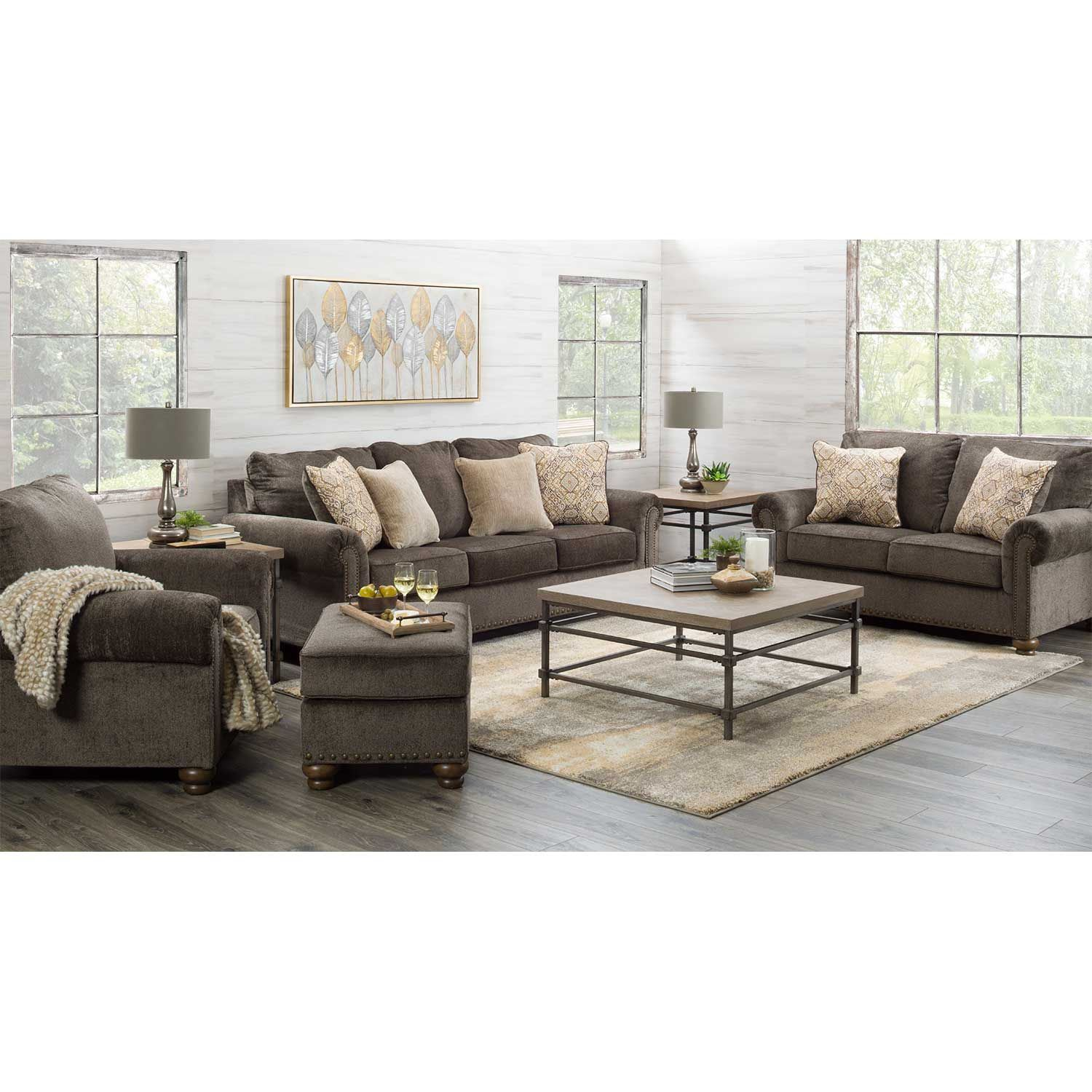 Picture of Stracelen Sable Loveseat