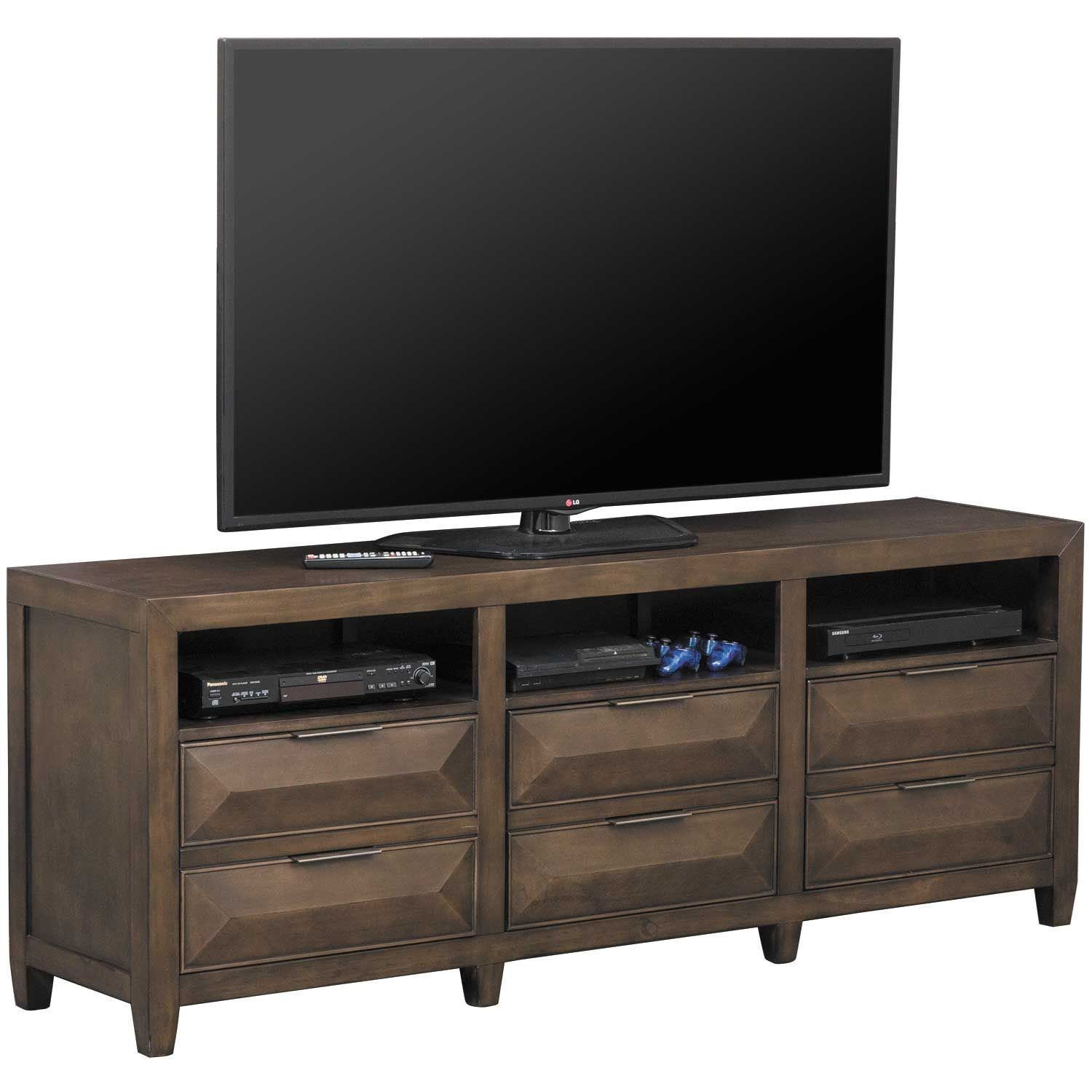 """Picture of Modern 74"""" TV Console"""