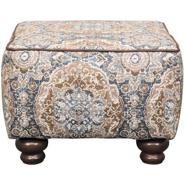 Picture of Brewhouse Accent Ottoman