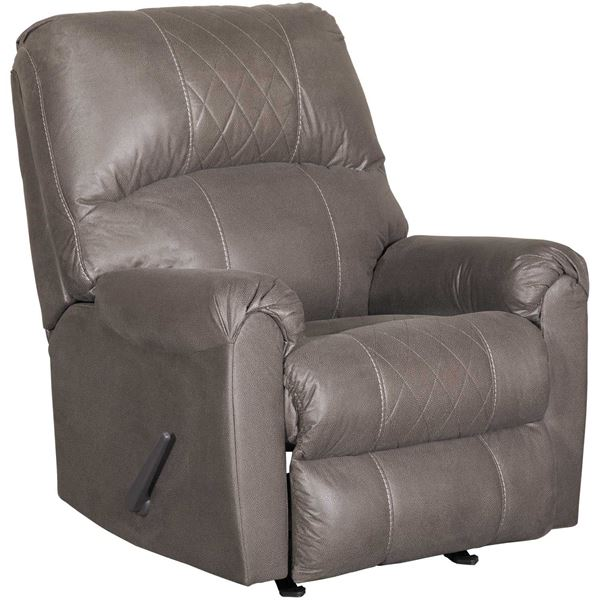 Picture of Narzole Gray Rocker Recliner