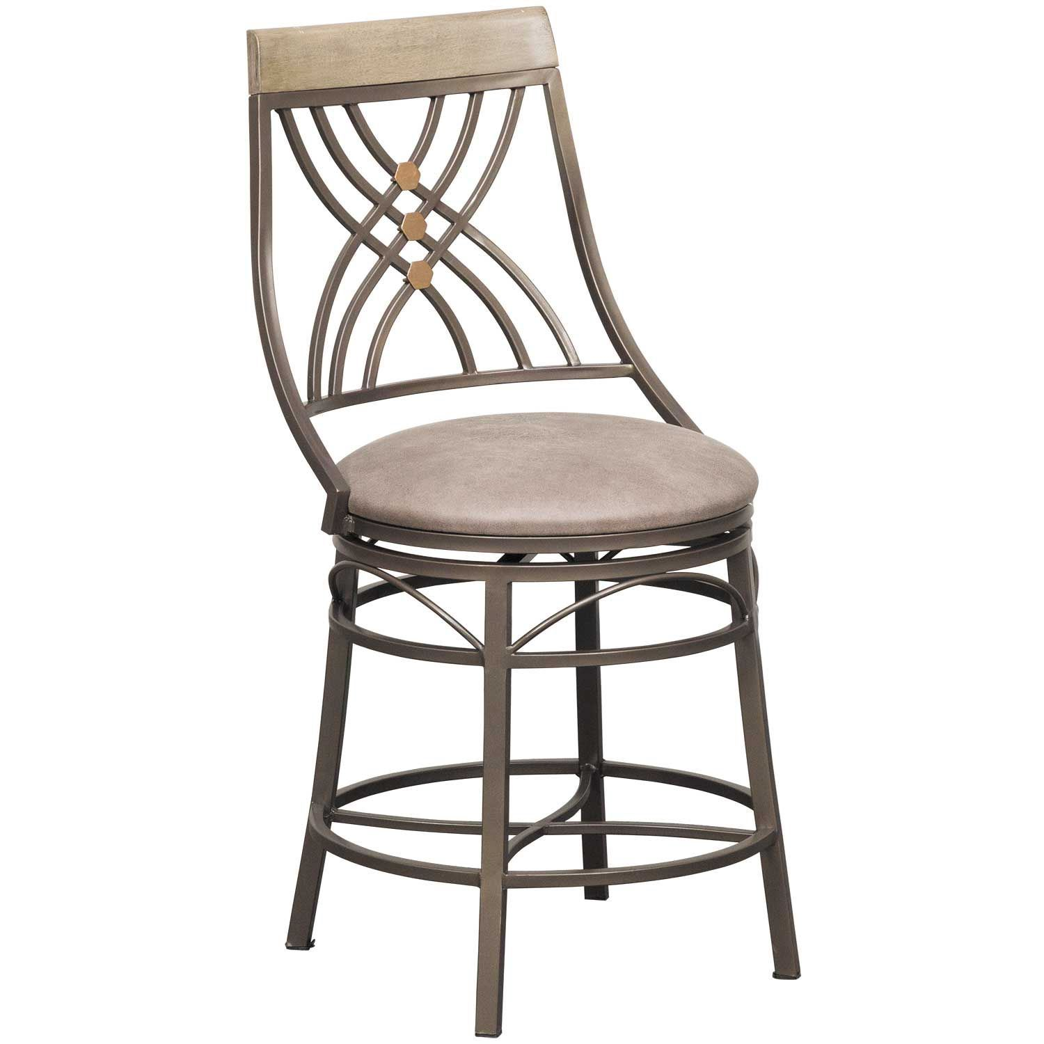 24 Quot Fully Welded Swivel Barstool Mason