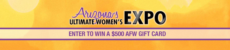 2019 Ultimate Women's Expo Sweepstakes