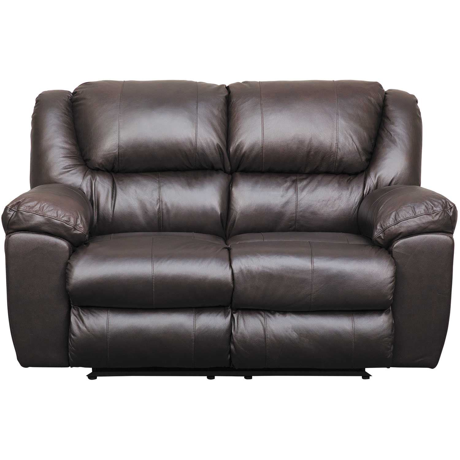 Italian Leather Power Reclining Loveseat 64912 Jackson