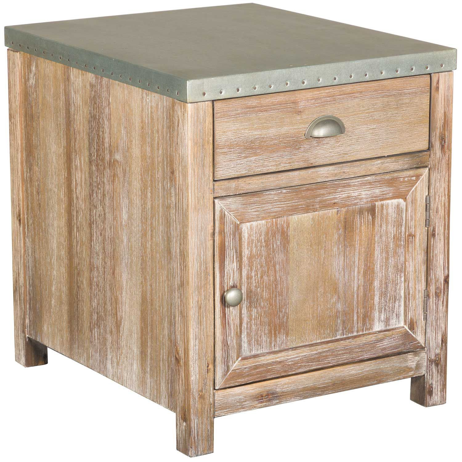 Picture of Liam Square End Table