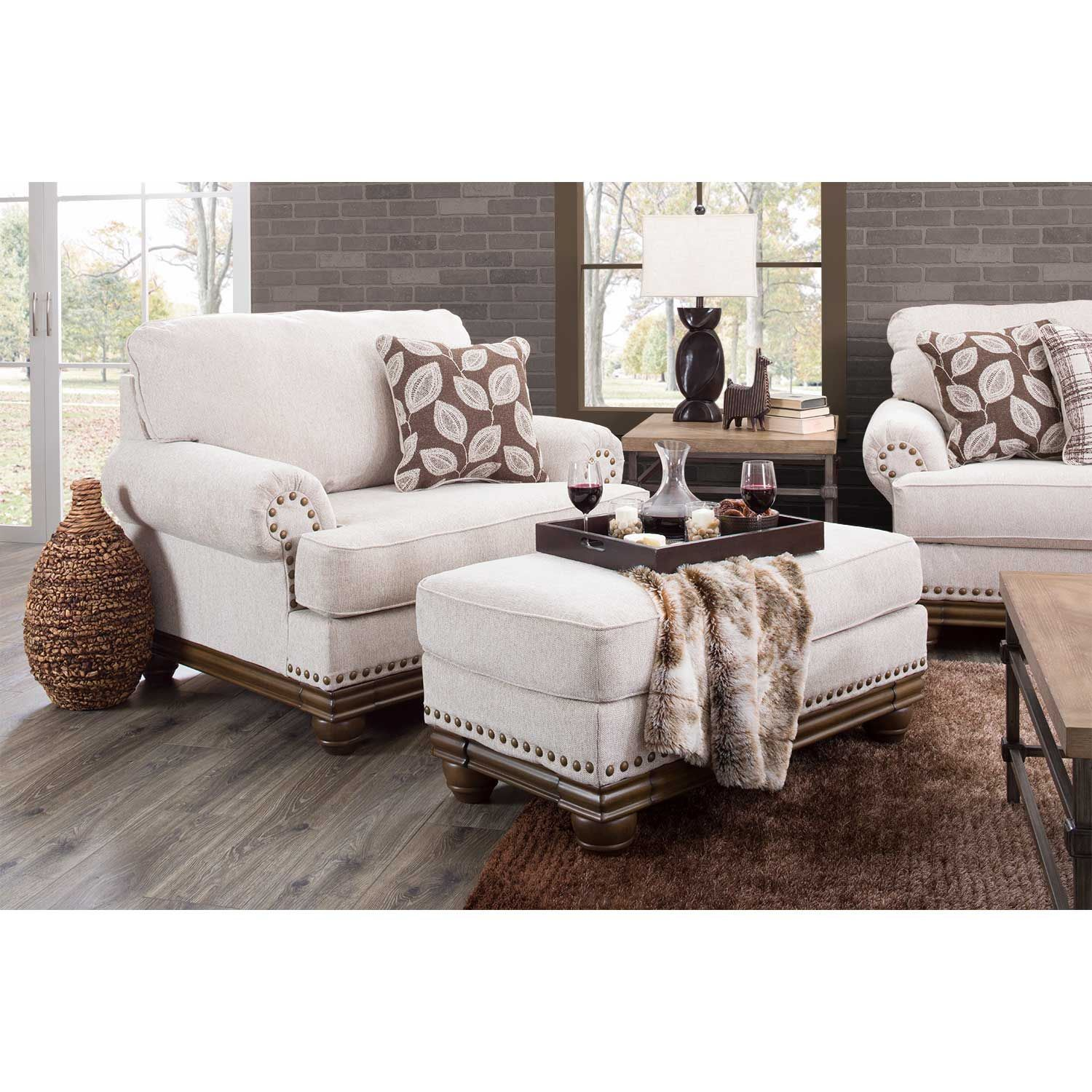Picture of Harleson Wheat Loveseat