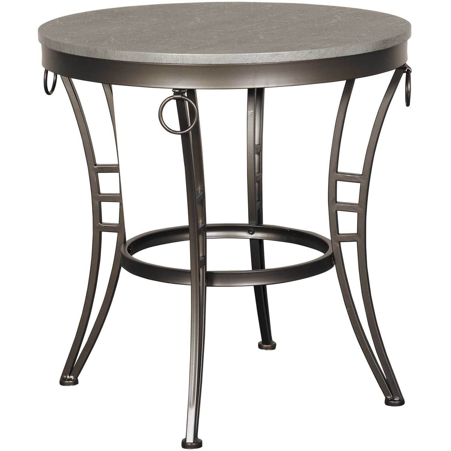Picture of Emmerson Round End Table
