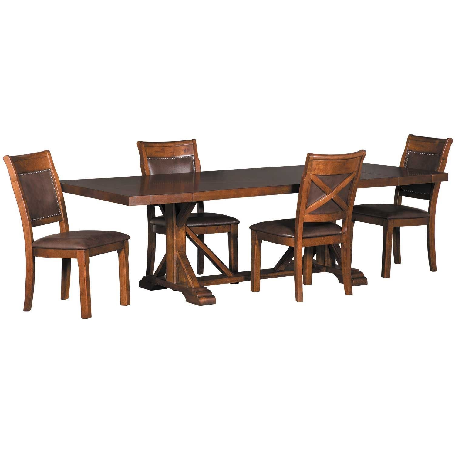 Picture of Breda 5 Piece Dining Set