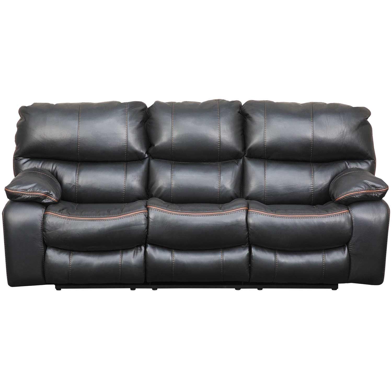 Camden Black Reclining Sofa 4081 Jackson Furniture Catnapper
