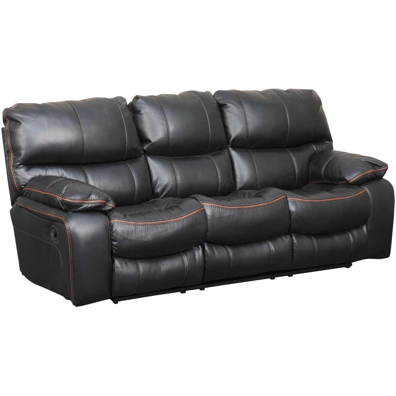 Tremendous Camden Black Reclining Sofa Alphanode Cool Chair Designs And Ideas Alphanodeonline