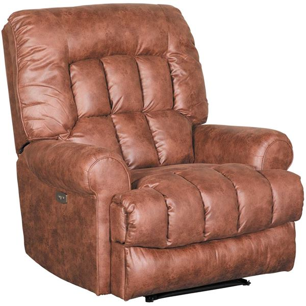 Picture of Tobacco Power Recliner