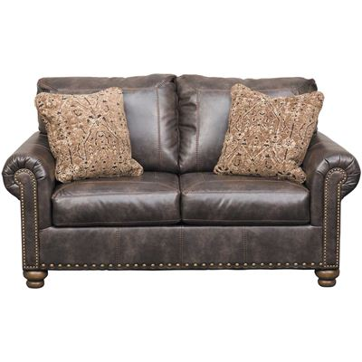 Picture of Nicorvo Coffee Loveseat