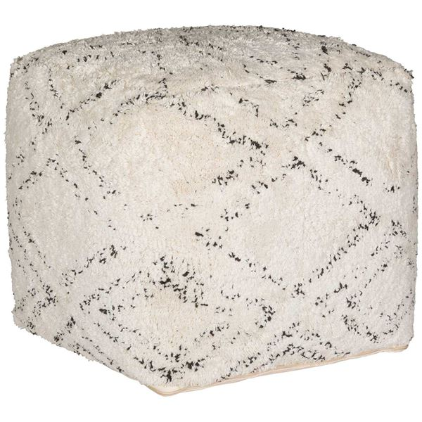 Picture of Tapir Natural Cotton Pouf