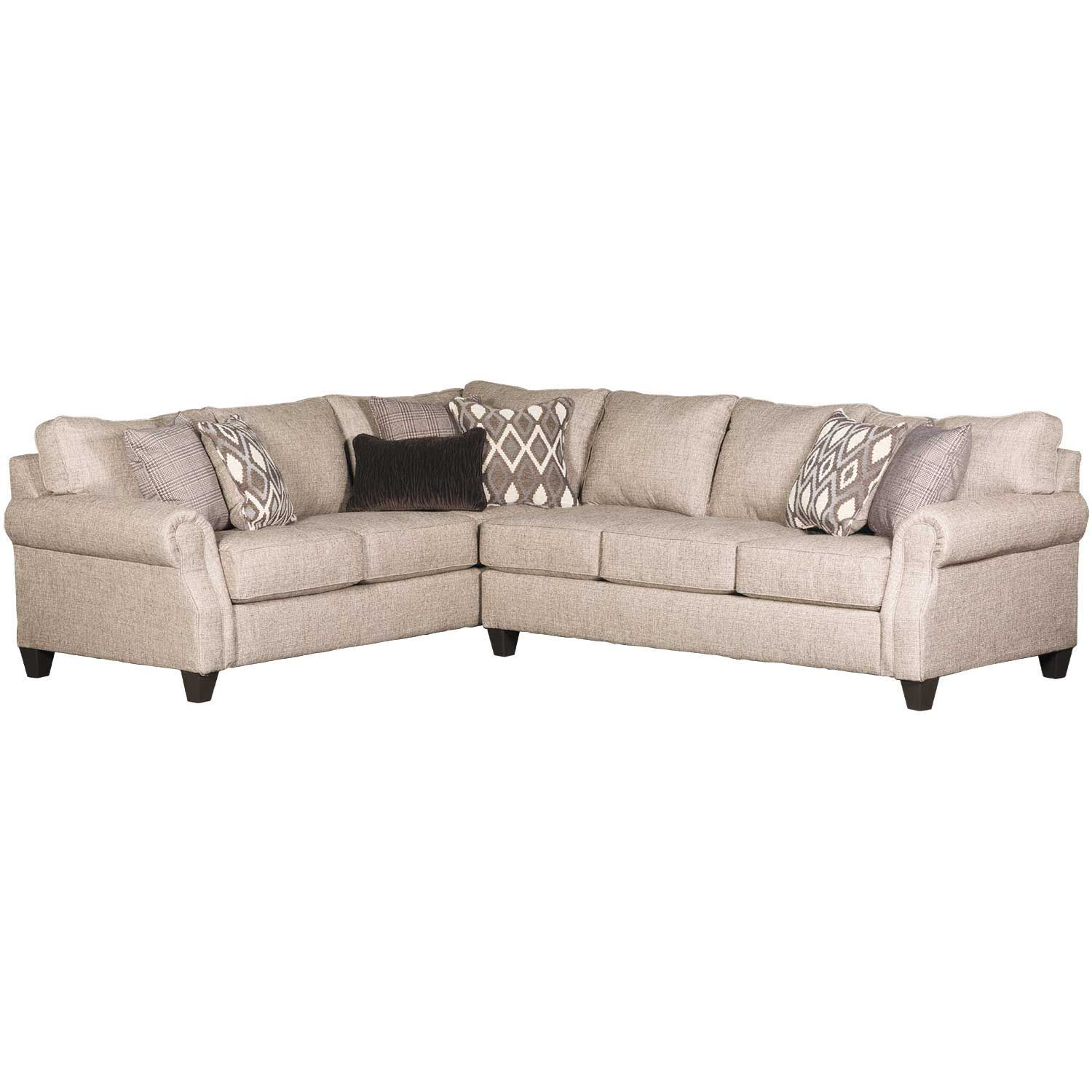 Astonishing Oconnor Clove 2 Piece Sectional Caraccident5 Cool Chair Designs And Ideas Caraccident5Info