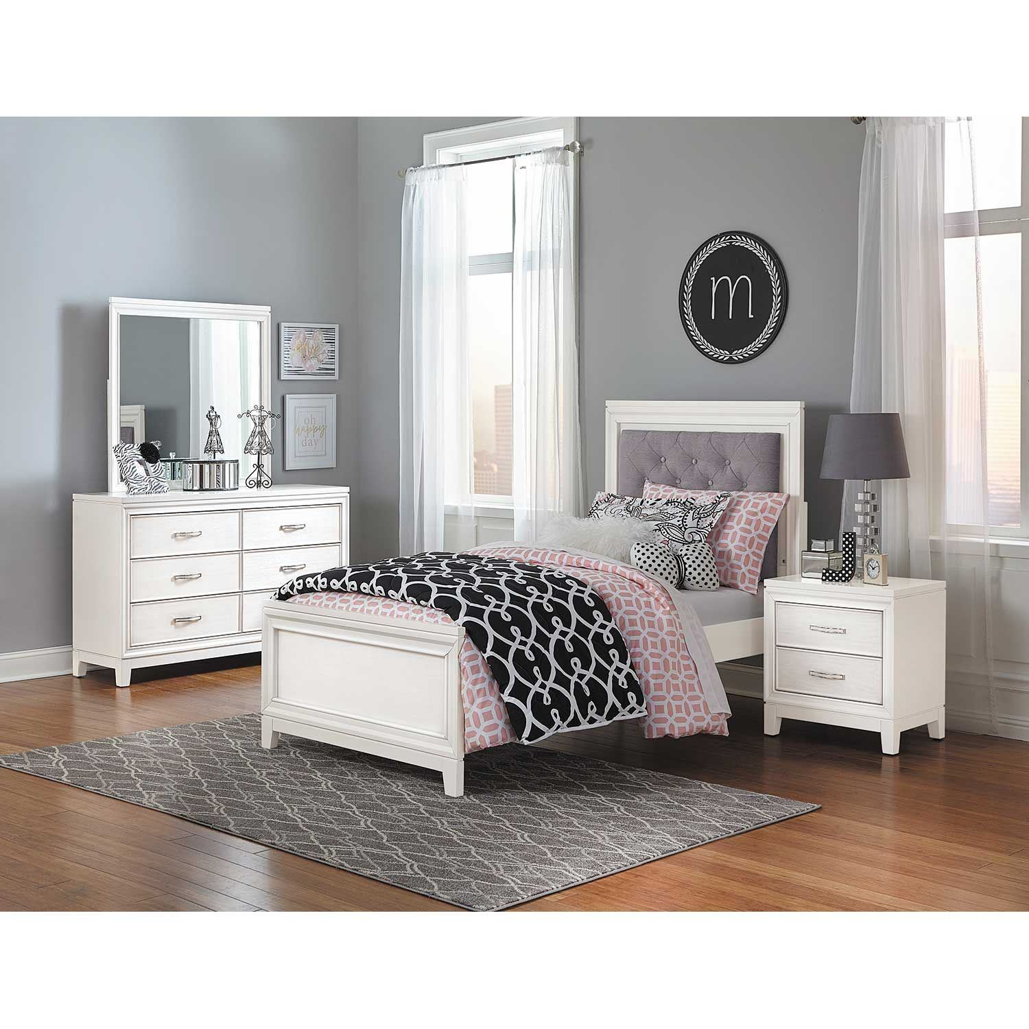Picture of Evelyn 6 Drawer Dresser