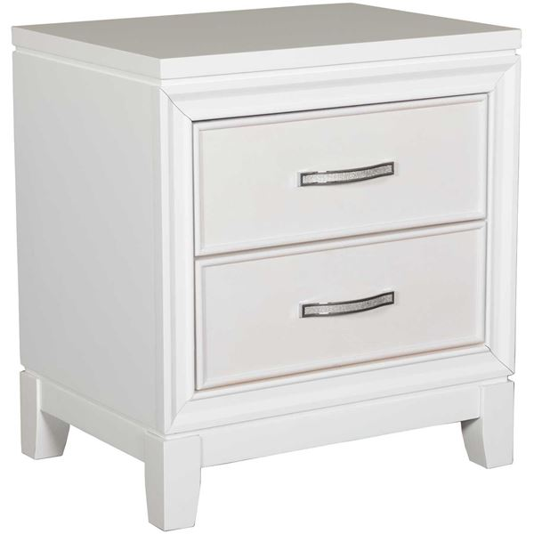 Picture of Evelyn 2 Drawer Nightstand