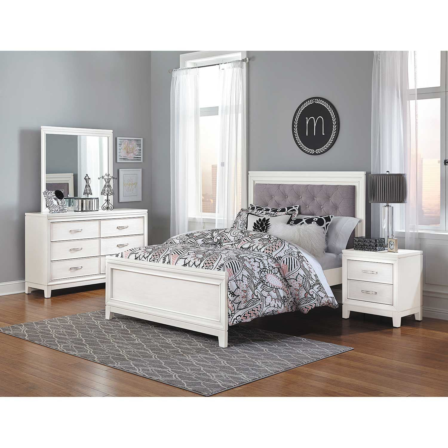 Picture of Evelyn Full Bed