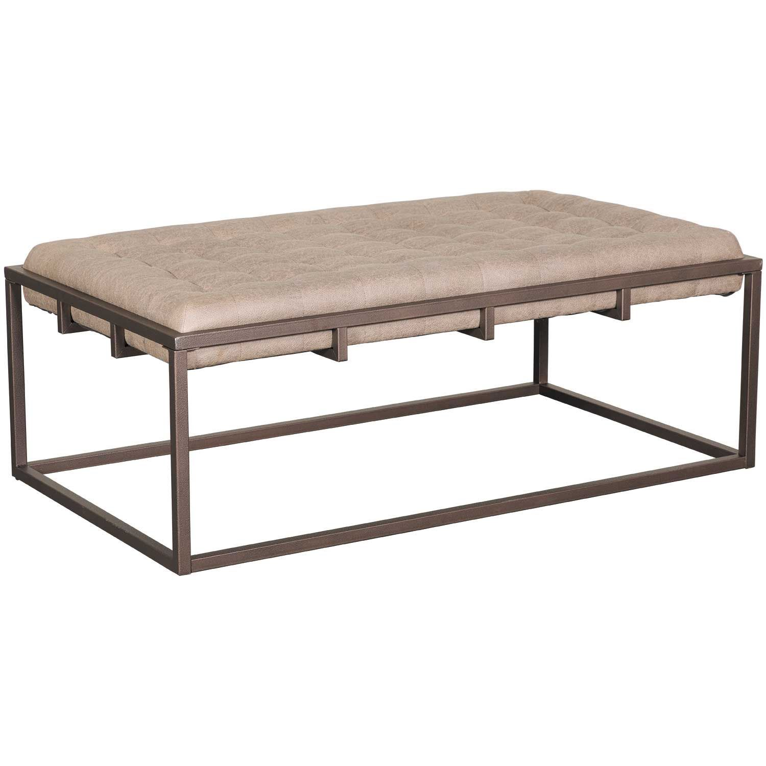Picture of Upholstered Cocktail Table