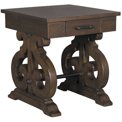 Picture of Stone Square End Table