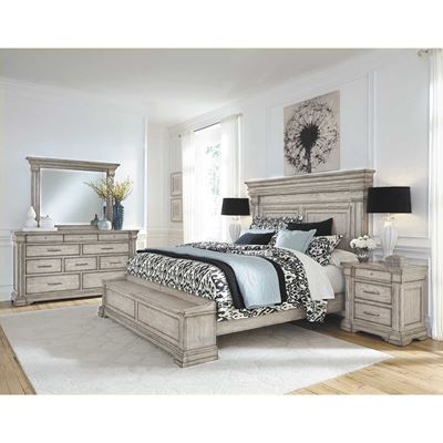 Picture of Madison Ridge 5 Piece Bedroom Set