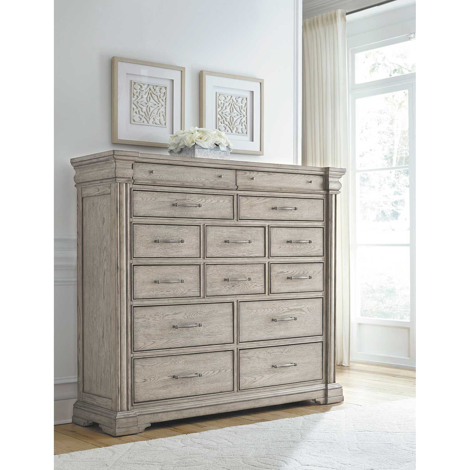 Picture of Madison Ridge 14 Drawer Master Chest