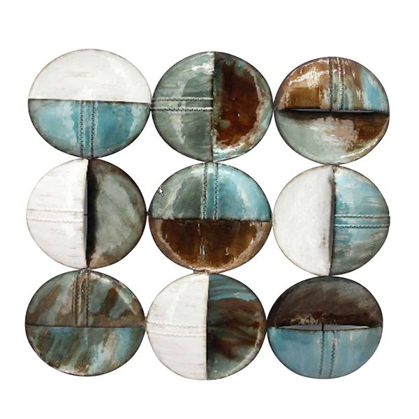 Picture of 9 Circle Wall Decor