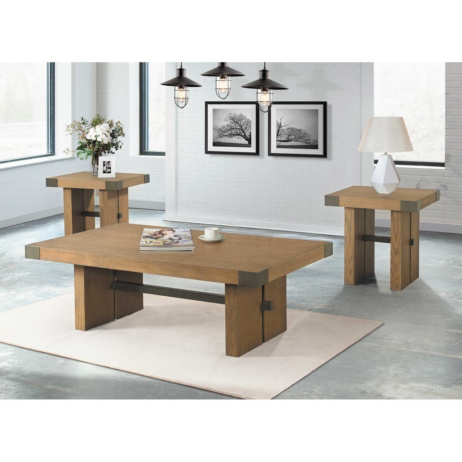 Picture of Urban Swag Cocktail Table
