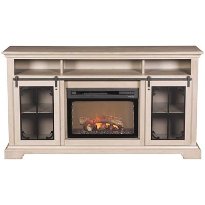 "Picture of 71"" Olivia Fireplace Media Console"
