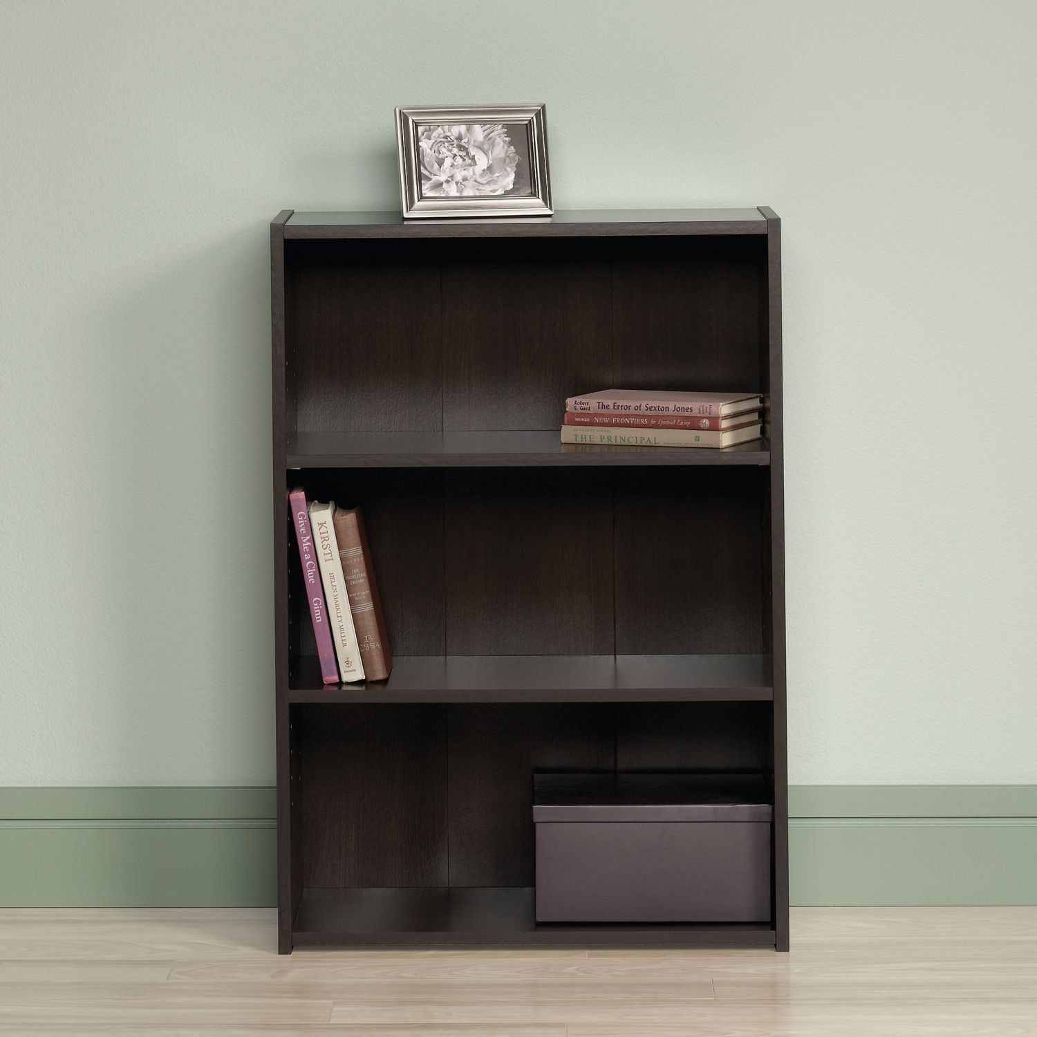 """Picture of Beginnings 36"""" Cherry Bookcase"""