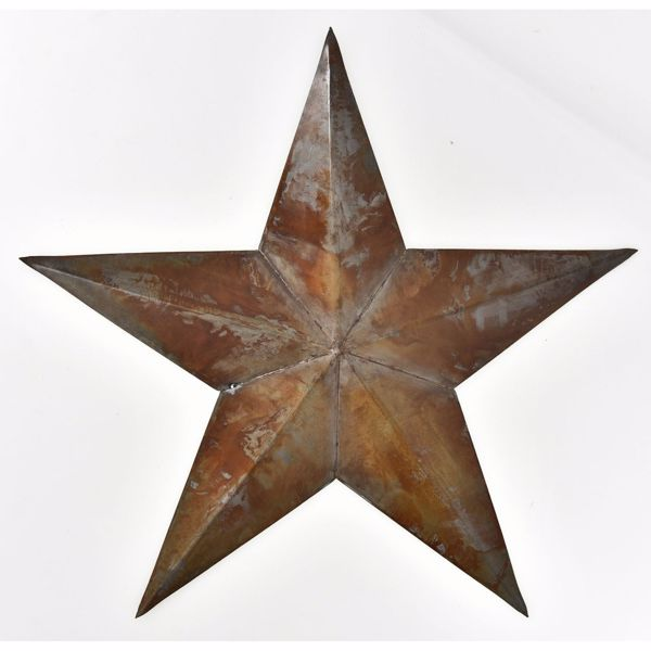 Picture of Bronze Metal Star