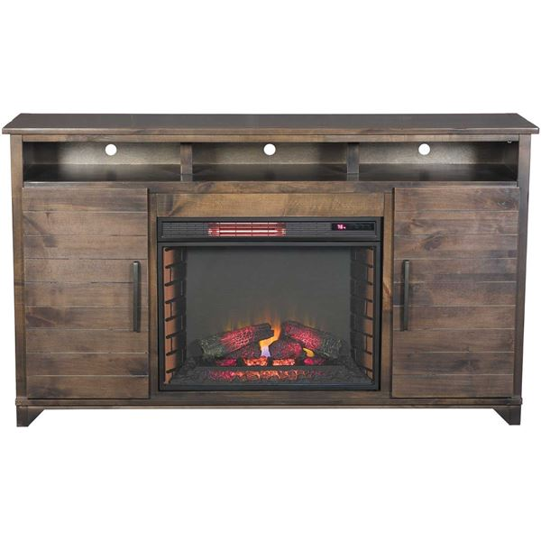 Picture of Cottage Fireplace Console