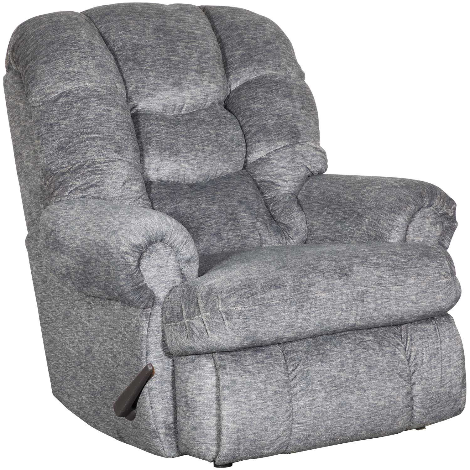 check out 78db2 35fcc Comfort King Charcoal Rocker Recliner
