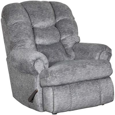 Picture of Comfort King Charcoal Rocker Recliner
