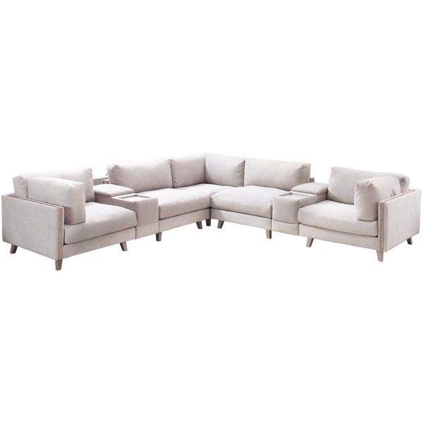 Picture of Macyn 7 Piece Sectional