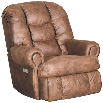 Picture of Comfort King Dorado Walnut Power Rocker Recliner