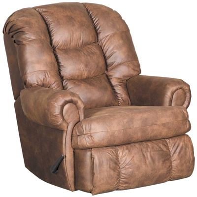 Picture of Comfort King Dorado Walnut Rocker Recliner