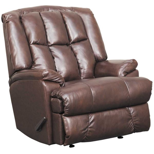 Picture of Comfort King Leather Rocker Recliner