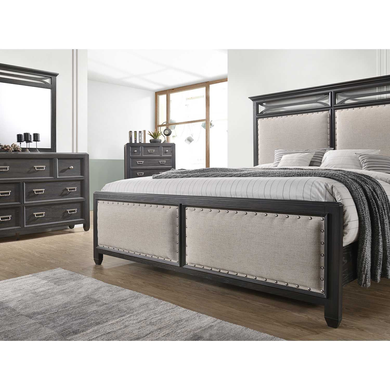 Picture of Ashton Queen Panel Bed