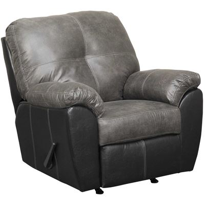 Picture of Gregale Slate Two-Tone Rocker Recliner