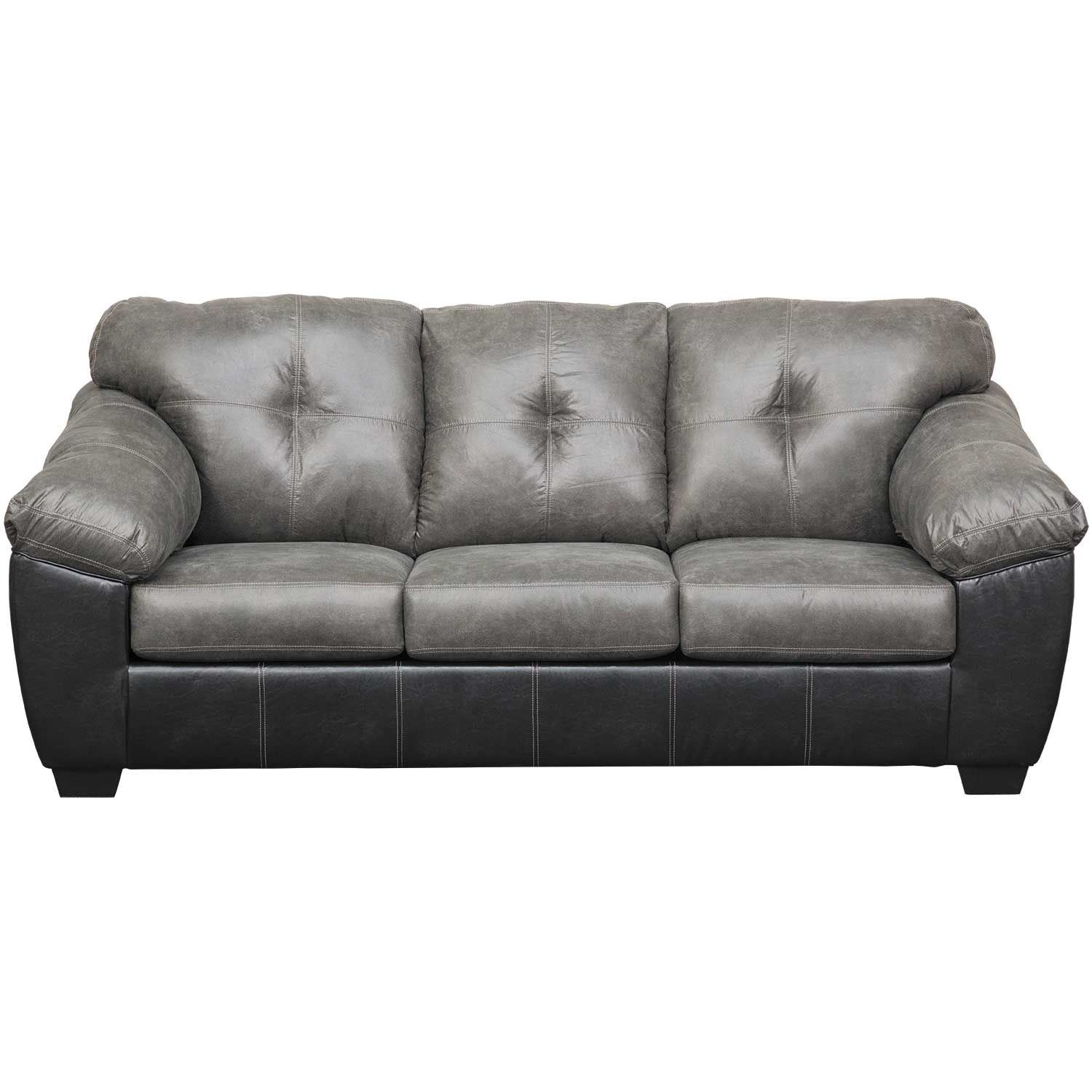 Picture of Gregale Slate Two-Tone Sofa