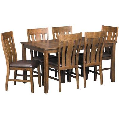 Picture of Kansas City 7 Piece Dining Set