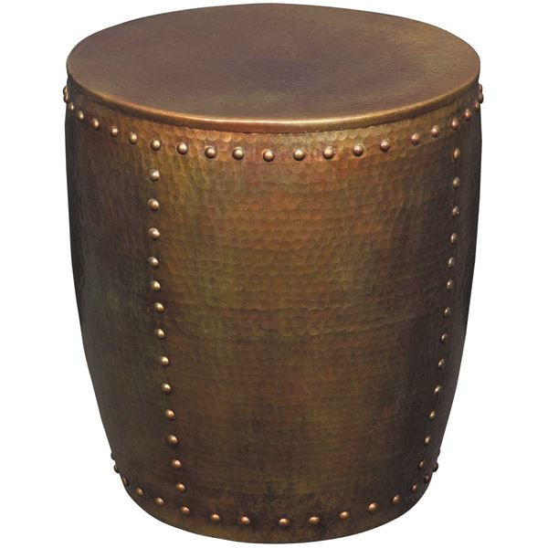 Picture of Gemma Copper End Table